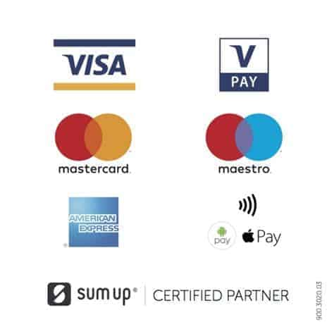 Sumup certified Partner