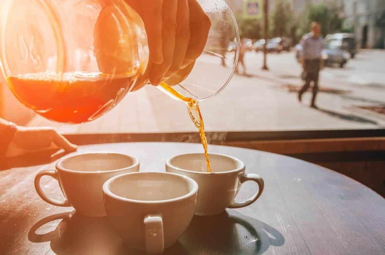 Pour Over Karaffee