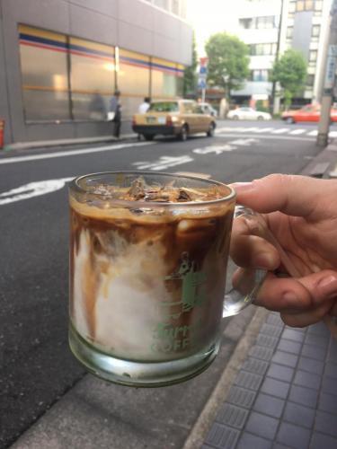 Turret Coffee x Ginza Tokyo